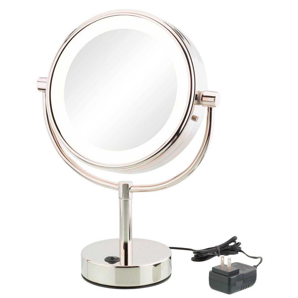 Aptations Neomodern Led Lighted Freestanding Mirror