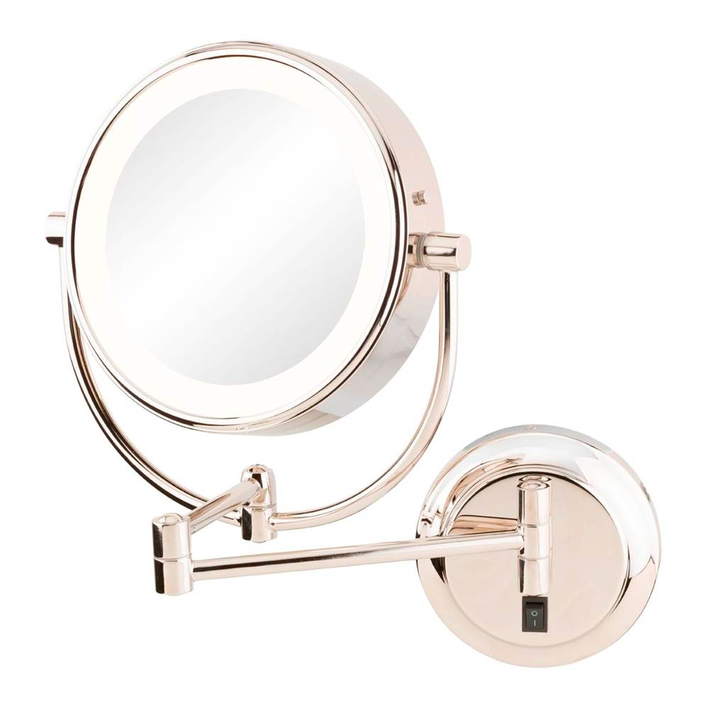 Aptations Neomodern Led Lighted Wall Mirror - Hardwired