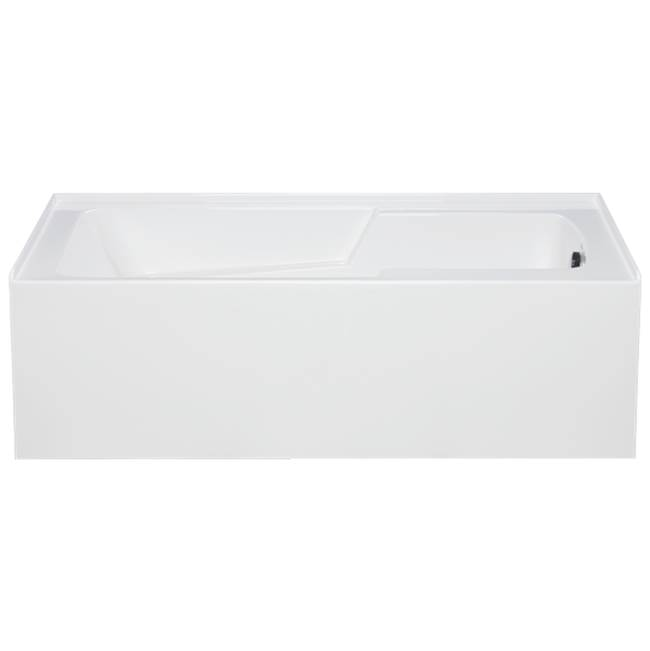 Americh Matty ADA Right Hand 6030 - Builder Series / Airbath 2 Combo, White