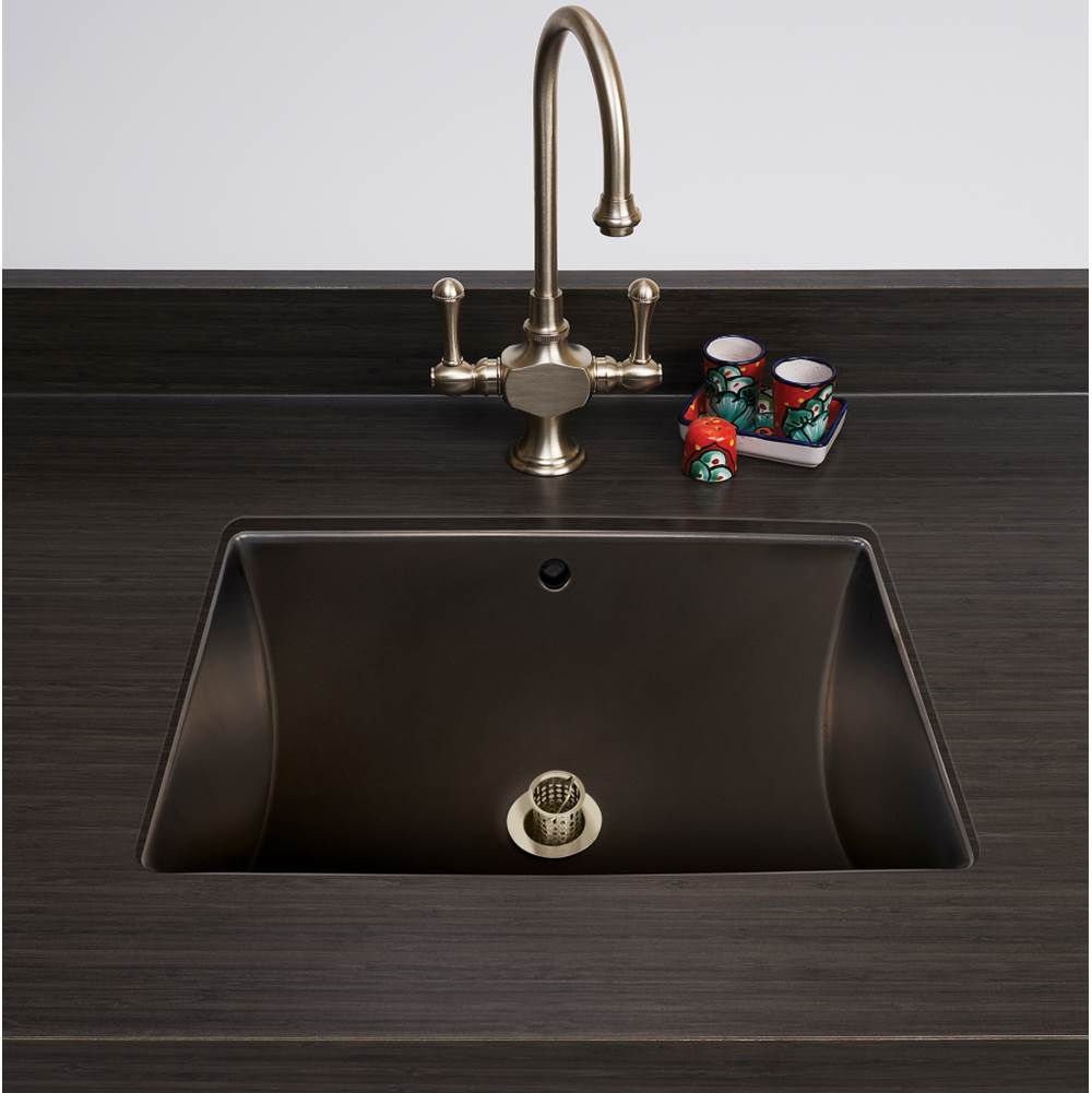 Bates And Bates SKIPPER - Undermount Lavatory Sink