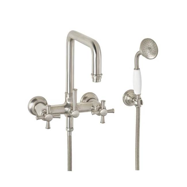 California Faucets Traditional WallMount Tub Filler