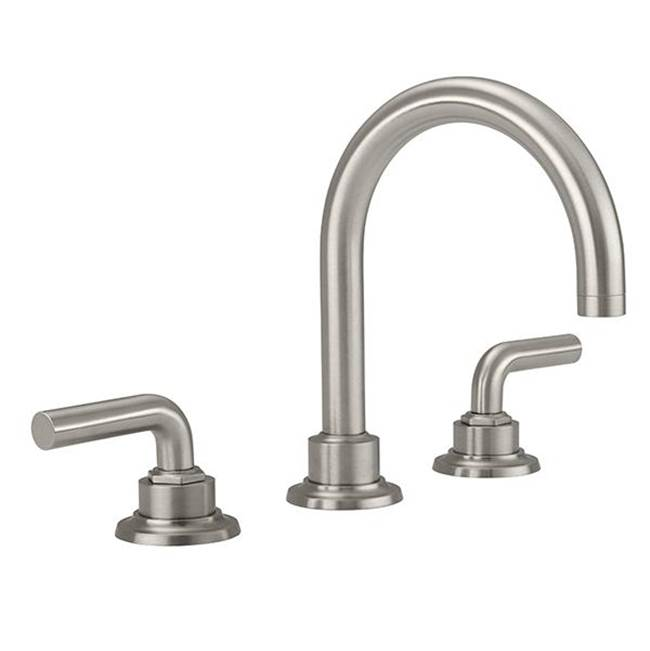 California Faucets 8'' Widespread Lavatory Faucet with ZeroDrain Upgrade