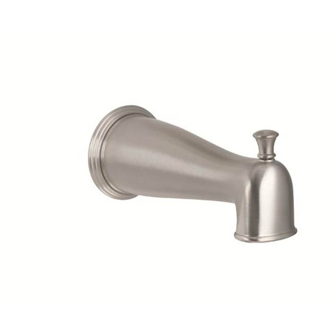California Faucets Traditional Diverter Tub Spout For Pressure Balance
