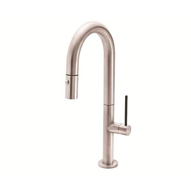 California Faucets Poetto Pull-Down Prep/Bar Faucet