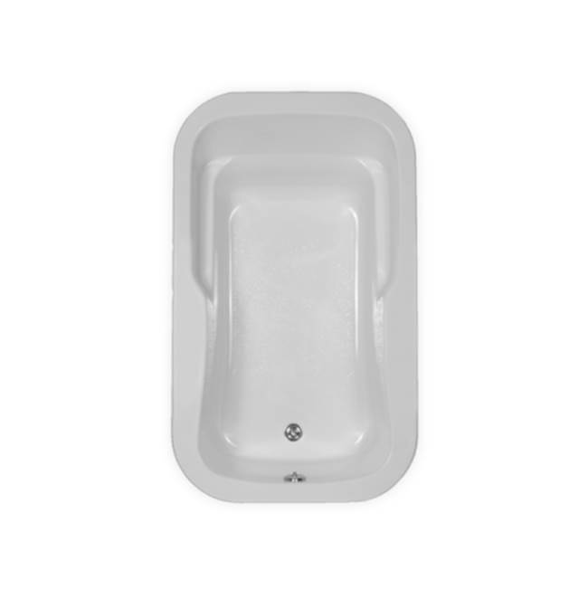 Clarion Bathware 60'' Soaker Tub W/ 18'' Apron - Left Or Right Hand Drain