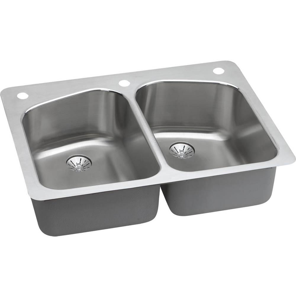 Elkay LRAD2521550-CU Sink lustertone