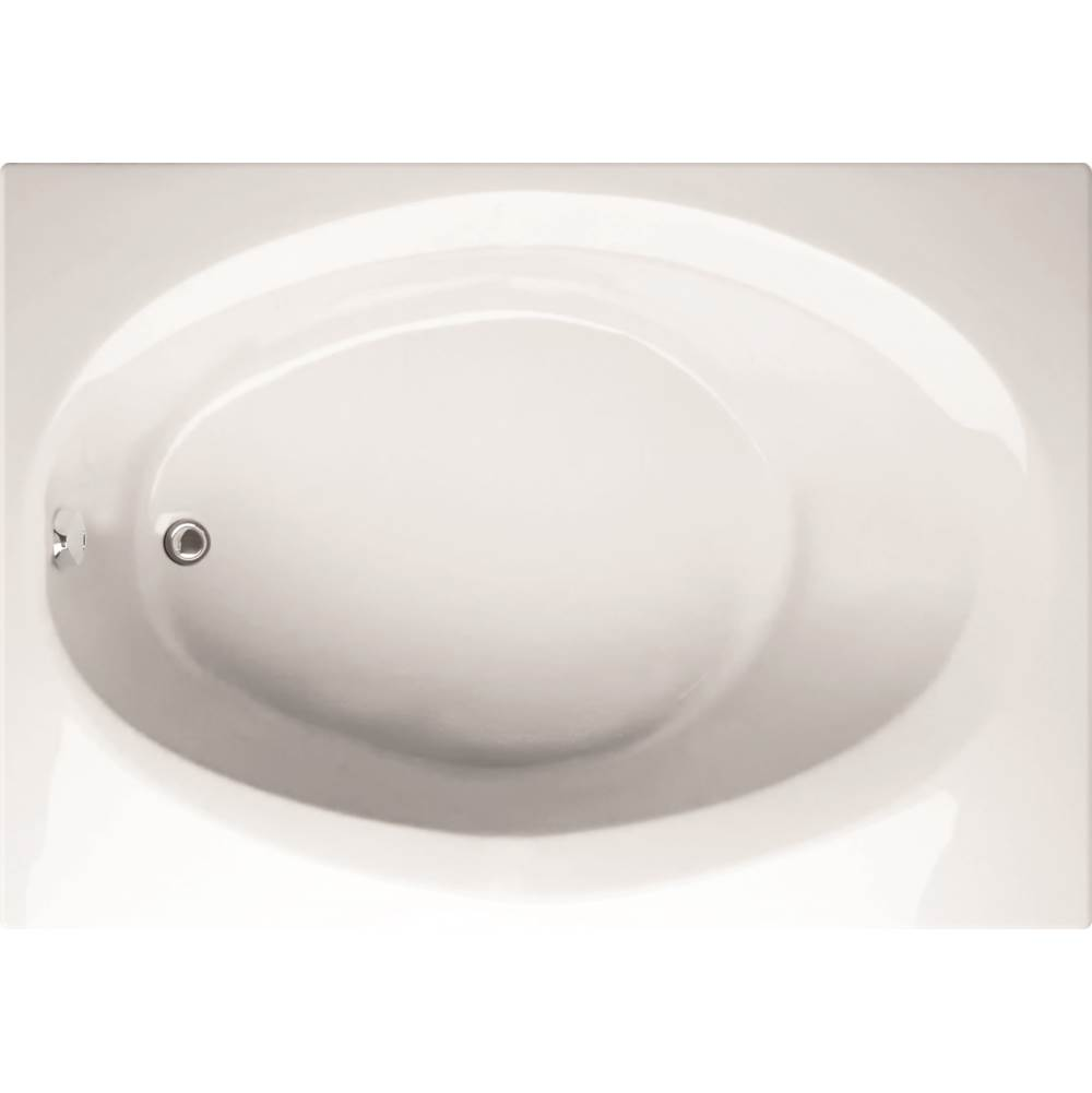 Hydro Systems RUBY 7342 STON, TUB ONLY - BISCUIT