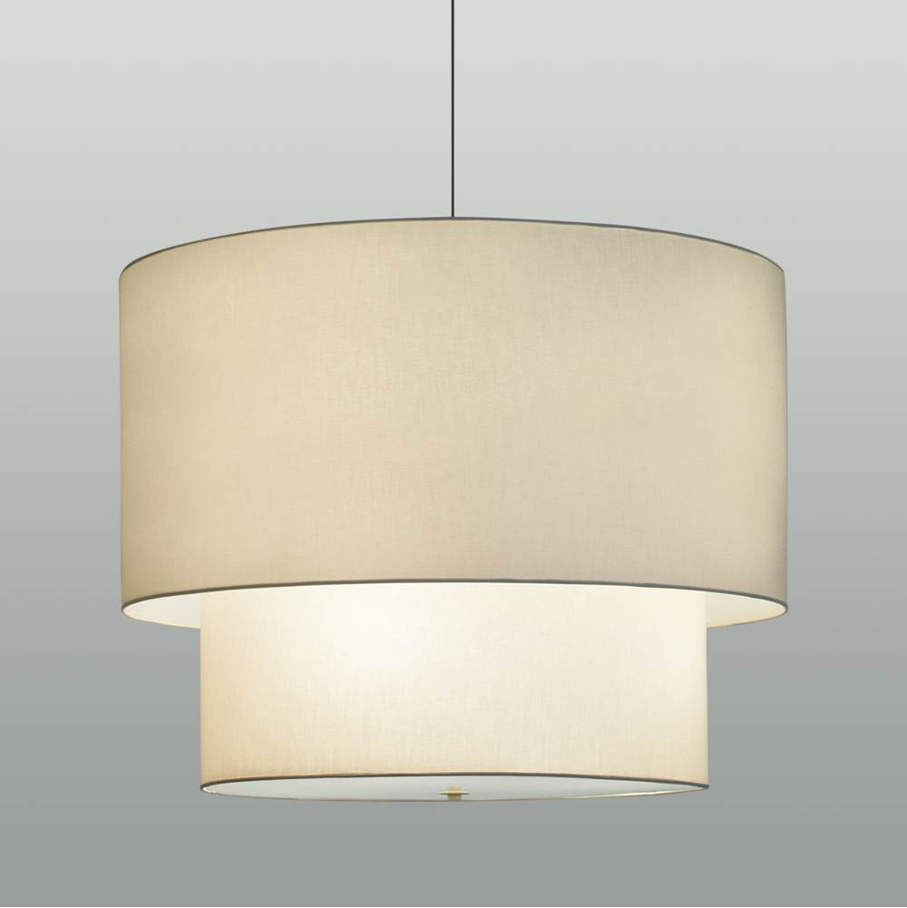 Ilex Double Drum 48'' Pendant