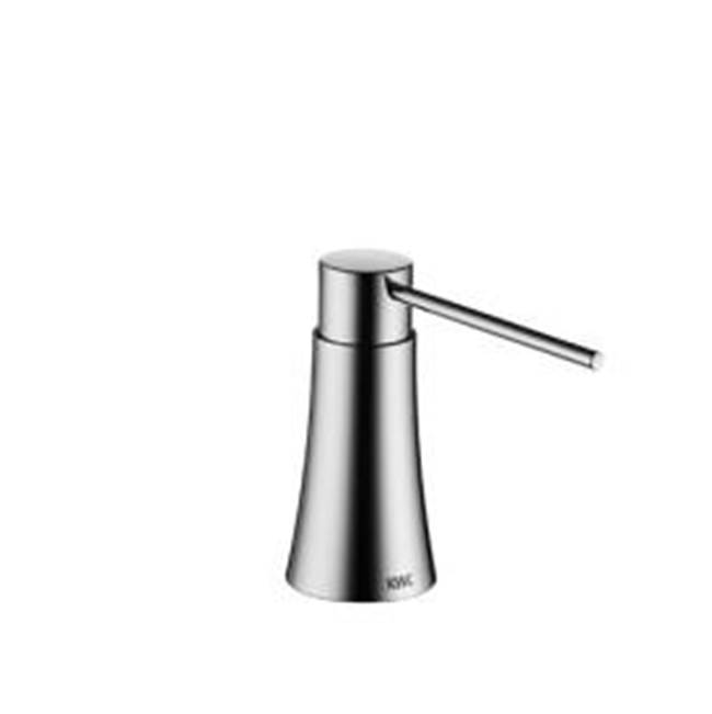 KWC Kwc Zoe Soap Dispenser,Spl/Ss