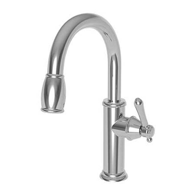 Newport Brass Prep/Bar Pull Down Faucet
