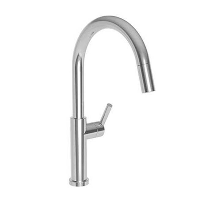 Newport Brass Pull-Down Kitchen Faucet