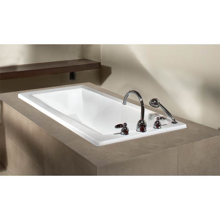 Oceania Baths Unity 32, Aero Massage, white