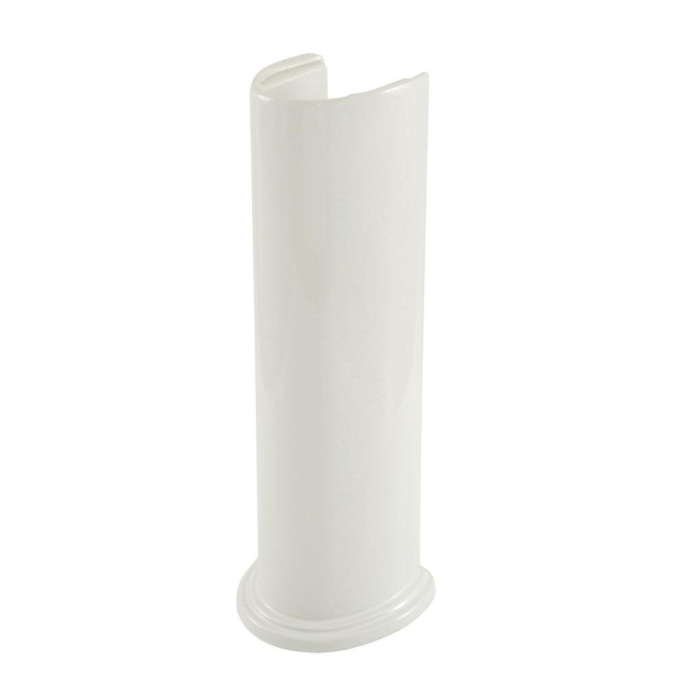Toto Whitney Pedestal Foot - Colonial White