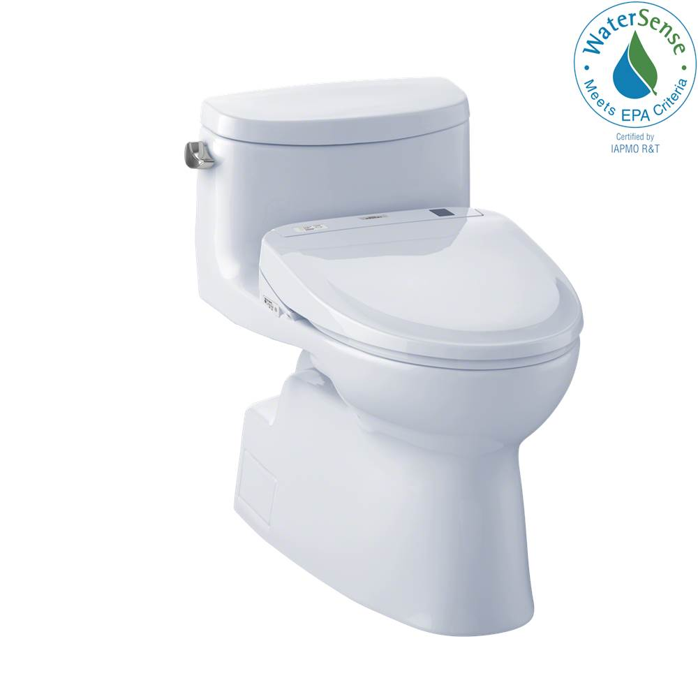 Toto Carolina Ii S350E Washlet+ Cotton Concealed Connection